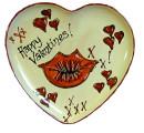 Heart Plate – Valentine