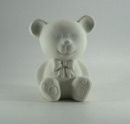 Bear Bank 13cm – In Studio Cost £11.70 to £13.95