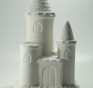 Castle Bank 17cm – In Studio Cost £15.75 to £18.90