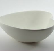 Heart Bowl 17cm – In Studio Cost £12.60 to £15.08