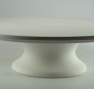 Cake Plate Pedestal 23cm – In Studio Cost £25.20 to £30.16