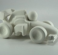 Car Racing 20cm – In Studio Cost £14.40 to £17.33