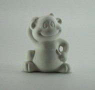 Monkey Collectable 8cm – In Studio Cost £7.20 to £8.55