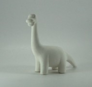 Brontosaurus 13cm – In Studio Cost £11.25 to £13.50