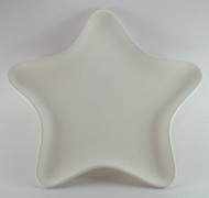 Star Plate 26cm – In Studio Cost £14.40 to £17.33