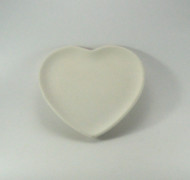 Heart Plate 16cm – In Studio Cost £9.90 to £11.93
