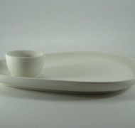 Egg and Toast Plate 23cm – In Studio Cost £13.50 to £16.20