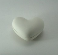 Heart Box Rounded Small 8cm – In Studio Cost £9.00 to £10.80