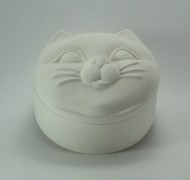 Cat Box 11cm – In Studio Cost £12.60 to £15.08