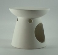 Oil Burner 10cm – In Studio Cost £13.50 to £16.20