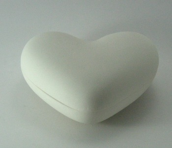 Heart Box Rounded Large 12cm